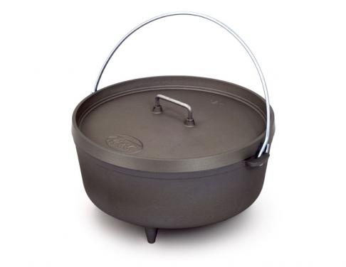 "12"" Hard Anodized Dutch Oven"